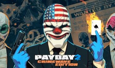 Nab 25% off of Payday 2 Crimewave Edition