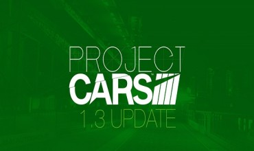 Project CARS Update 1.3 now available