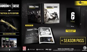 Tom Clancy's Rainbow Six Siege – release date