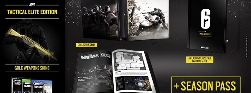 Tom Clancy's Rainbow Six Siege – release date