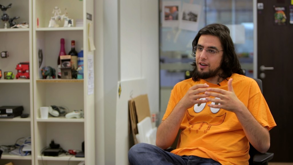 Rami Ismail (Vlambeer)