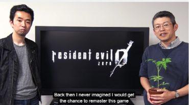 Resident Evil 0 confirmed