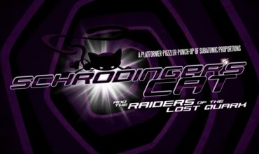 Schrödinger's Cat and the Raiders of the Lost Quark review