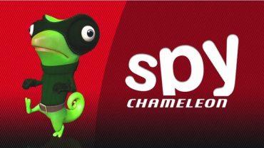 Blend in as Spy Chameleon