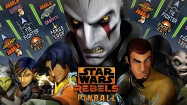 Star Wars: Rebels Pinball review