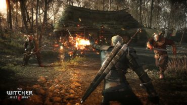 The Witcher 3: Wild Hunt – GOTY Edition out this month
