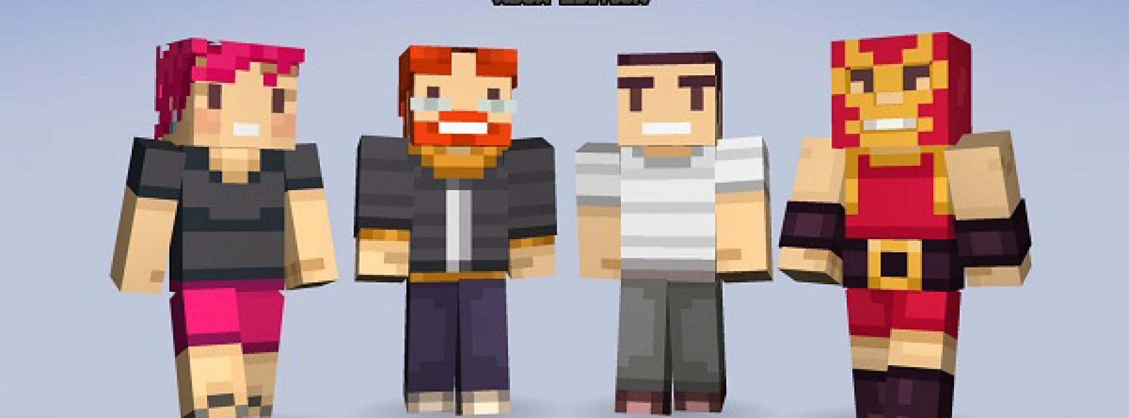 Minecraft Archives This Is Xbox - Skin para minecraft pe hitman