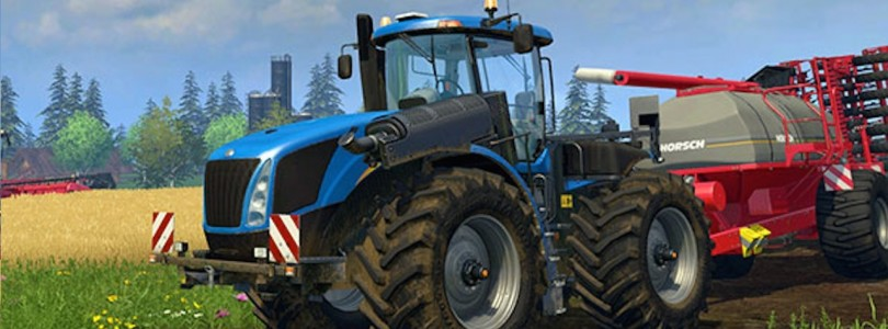 Farming Simulator 15 launch trailer
