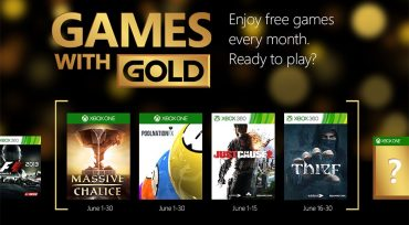 Games with Gold – June 2015