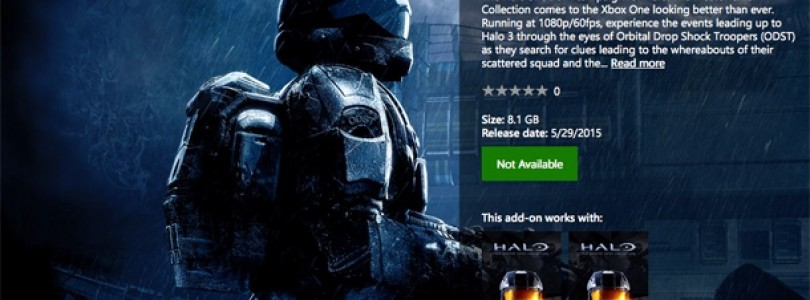 Halo 3: ODST release date revealed and then quashed
