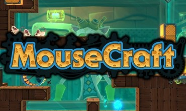 Save the rodents in MouseCraft