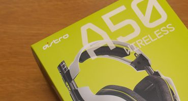 No custom EQ for ASTRO Gaming's A50