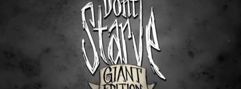Don't Starve: Giant Edition for Xbox One leaked