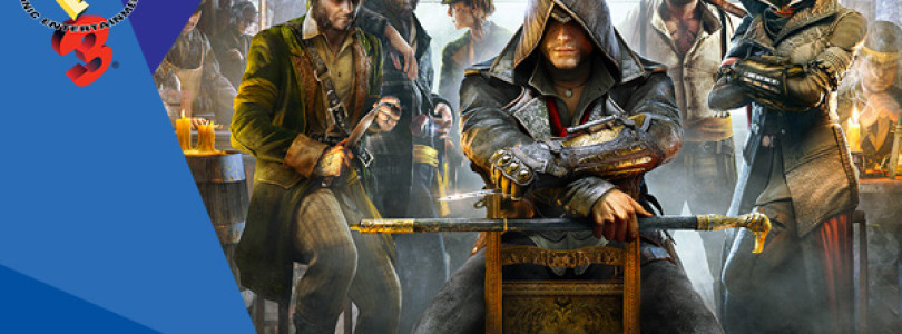 E3 Ubisoft Conference – Assassin's Creed Syndicate