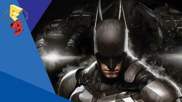 E3 Batman: Arkham Knight screenshots