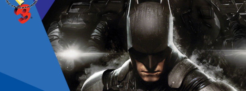 E3 Batman: Arkham Knight screenshots