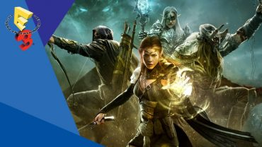 E3 Bethesda Conference – Elder Scrolls Online, more content revealed
