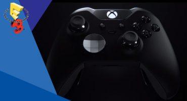 E3 Microsoft Conference – Xbox Elite wireless controller