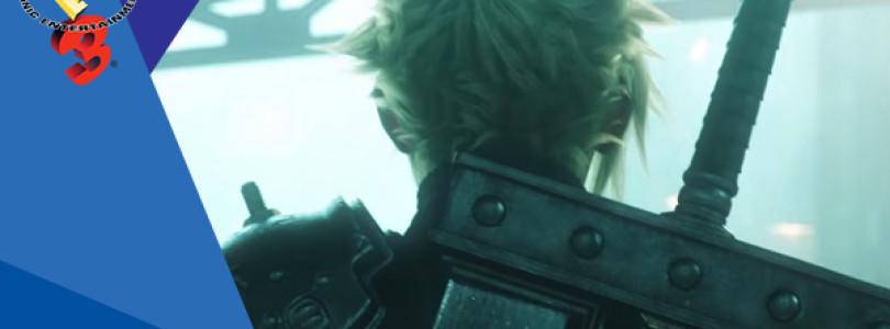 Final Fantasy VII remake announced
