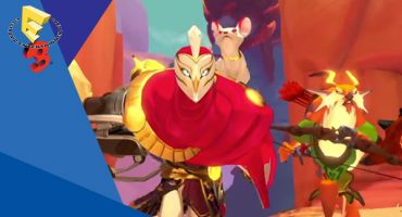 E3 Microsoft Conference – Exclusive Gigantic announced