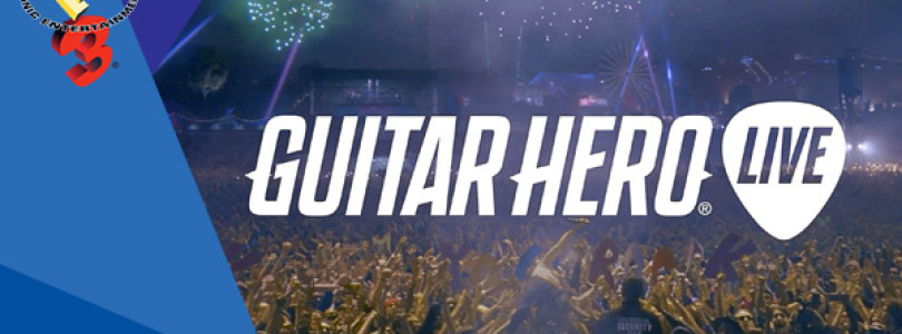 Guitar Hero TV gets an airing