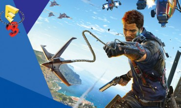 E3 Square Enix Conference – Just Cause 3 gets release date