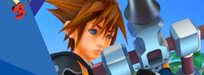 E3 Square Enix Conference – New Kingdom Hearts Trailer