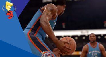 E3 EA Conference – NBA Live 16