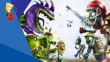E3 EA Conference – Plants Vs Zombies Garden Warfare 2