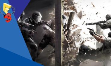 E3 Microsoft Conference – Rainbow Six Siege
