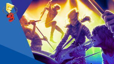 E3 Conference – Rock Band 4
