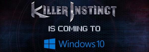 Killer Instinct - win 10