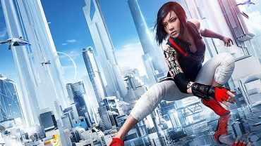 "CHVRCHES ""Warning Call"" is Mirror's Edge Catalyst's new theme"