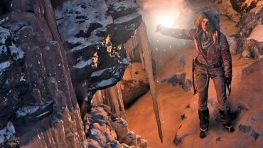 New Rise of the Tomb Raider trailer released