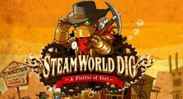 SteamWorld Dig review
