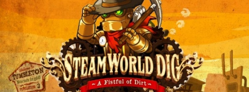 SteamWorld Dig review