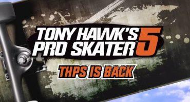Play Tony Hawk's 5 in Somerset