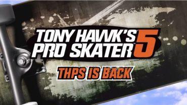 Tony Hawk's Pro Skater 5 dev diary released