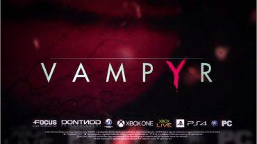 Dontnod reveal Vampyr teaser