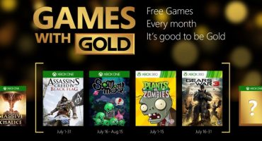 Games With Gold – July 15
