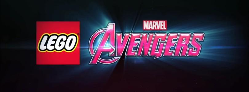 LEGO Marvel's Avengers heading for E3