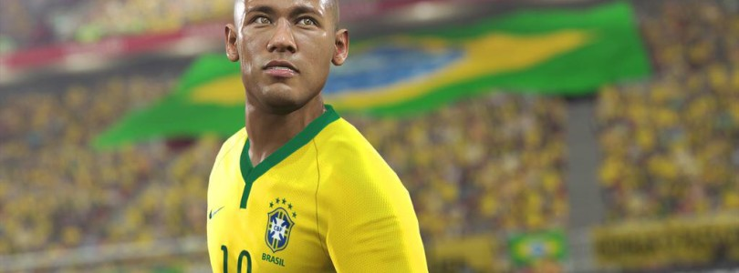PES 2016 announced