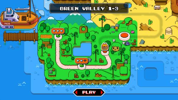 mega coin squad island 1