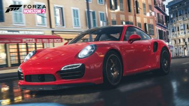 Porsche making its way to Forza Horizon 2