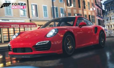 Porsche making its way to Forza Horizon 2