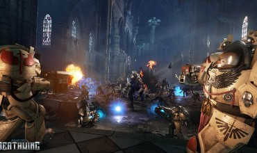 SPACE HULK : Deathwing to show at E3