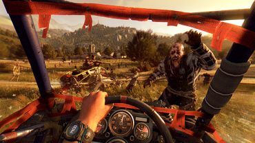Dying Light : The Following Twitch reveal