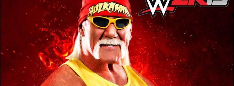 Hulk Hogan DLC removed from WWE 2K15