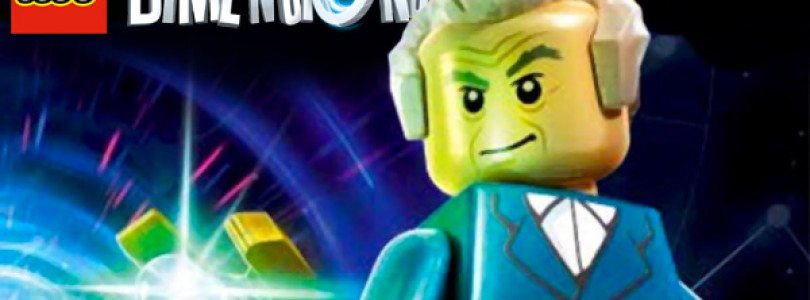 The Doctor time travels to LEGO Dimensions