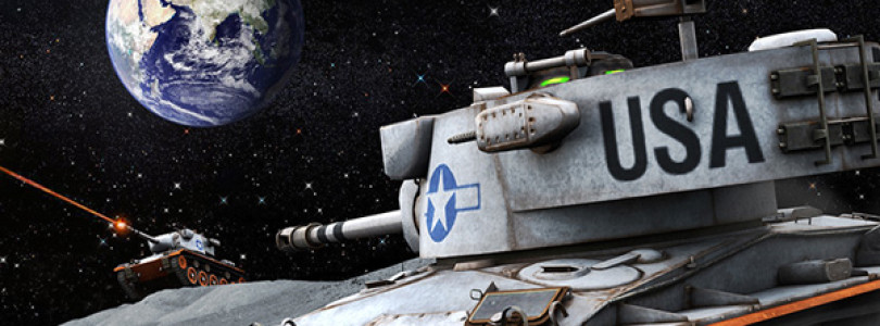 Tanks in Space for Xbox 360 World of Tanks